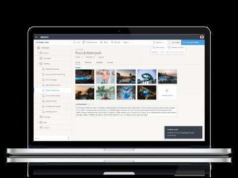 Redakt Content Editing on MacBook